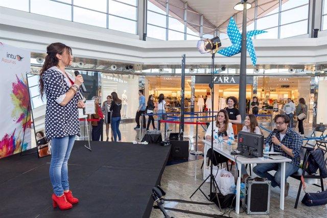 Casting para el concurso 'Cambia de Aires' de intu Asturias