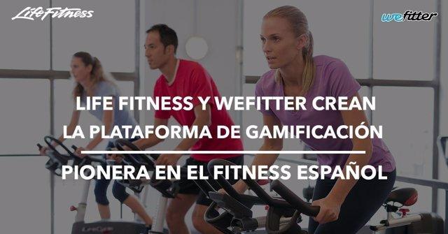 Life Fitness/WeFitter