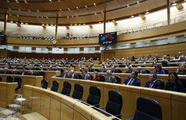 El Senado insta al Gobierno a impulsar infraestructuras en Galicia y a garantizar la llegada del AVE a Ourense en 2019