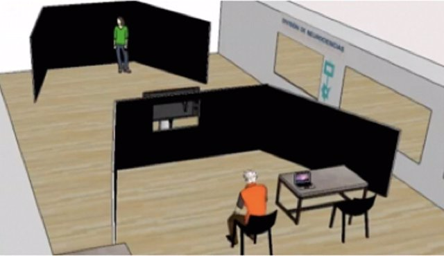 Un estudio concluye que los profesionales del audiovisual parpadean menos