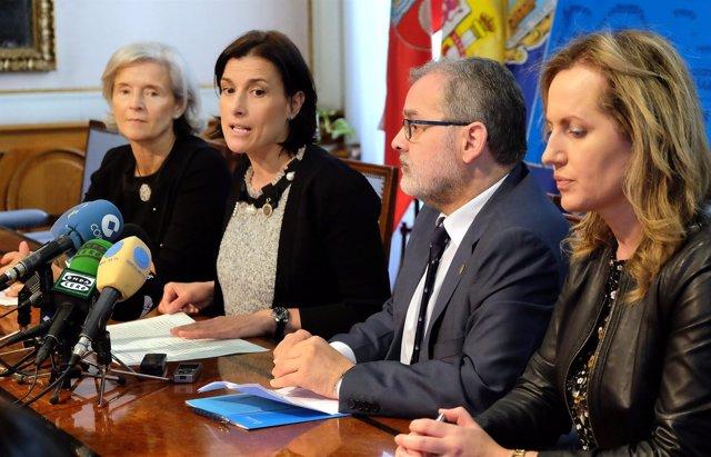 Firma del nuevo convenio para el programa REDES