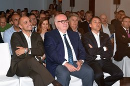 Alfonso Cabello, Pedro Alfonso y José Manuel Bermú