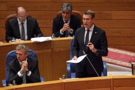 Feijóo reitera su promesa de crear al menos 80.000 empleos hasta 2020 frente a las dudas del PSdeG