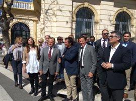 Cádiz se inspira en Málaga para la integración puerto-ciudad con un proceso de participación que se prolongará este año