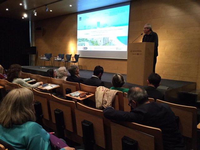 El comisionado Jordi Via clausura la jornada de la Taula del Tercer Sector