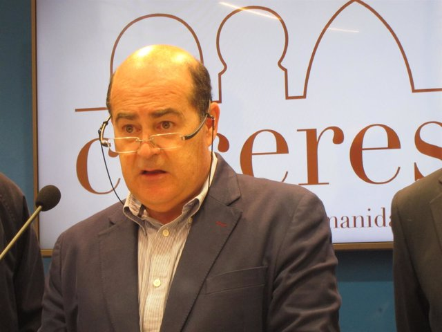 Carlos Izquierdo, presidente de Fecons