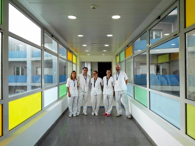 Coordinadores de Enfermería del proyecto 'SueñON'