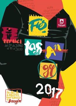 El cartel 'A nuestros peñistas' anunciará las Fiestas de la Vaquilla en Teruel