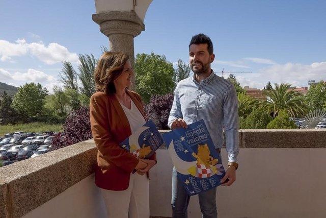 Presentación de 'Cuenta valores' de la Diputación de cáceres