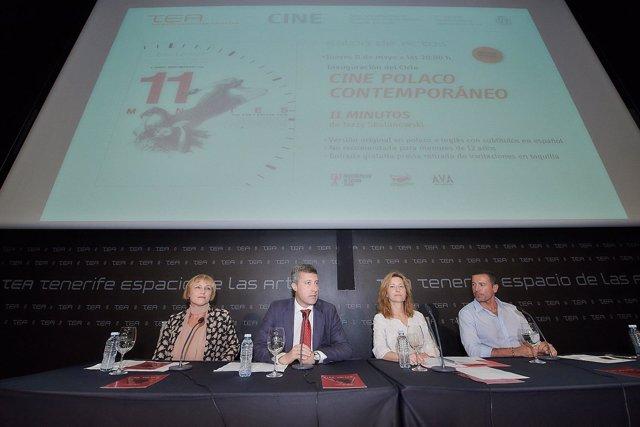 Rp Presentación Ciclo De Cine Polaco
