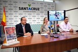 La Fiesta de la Bicicleta de Santa Cruz discurrirá desde La Granja a la avenida de Anaga