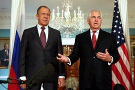"""Lavrov responde con sarcasmo del cese de Comey: """"¿Despedido? ¡Bromeas!"""
