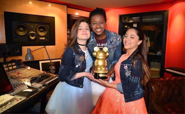 Radio Disney Music Awards en Disney Channel