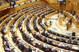 """El PP rechaza en el Senado una iniciativa para impulsar medidas de impacto local y acusa al PSOE de """"oportunismo"""""""