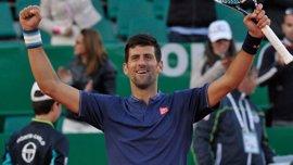 Djokovic despeja dudas ante Almagro en un exigente estreno y se medirá a Feliciano