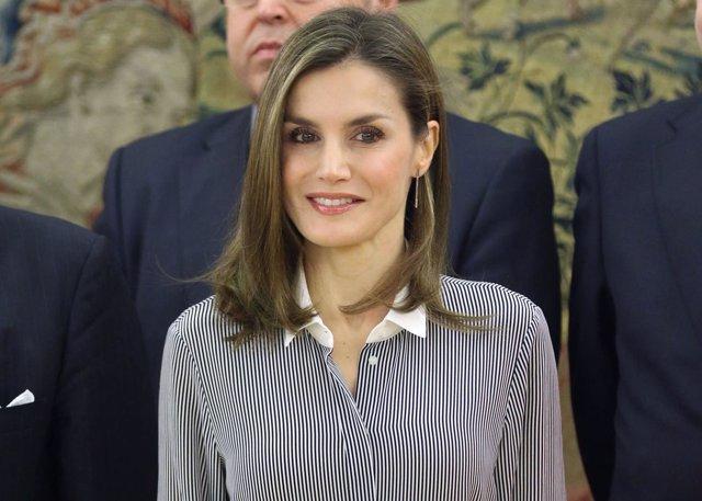 La Reina Letizia/ Raúl Terrel