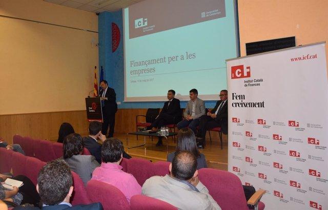 Jornada del ICF en Tortosa