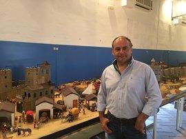 Una maqueta con más de 400 playmobil evocará al Conde Duque de Olivares en el XV Mercado Barroco