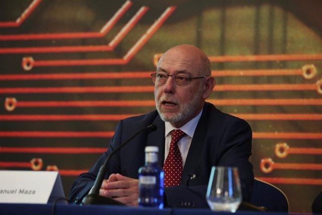 El fiscal general del Estado, José Manuel Maza, inaugura Integrity&Complicance
