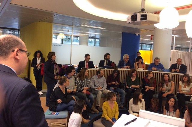 Endesa Y Voluntare Presentan El Lanzamiento En España Del Servicio Voluntariado