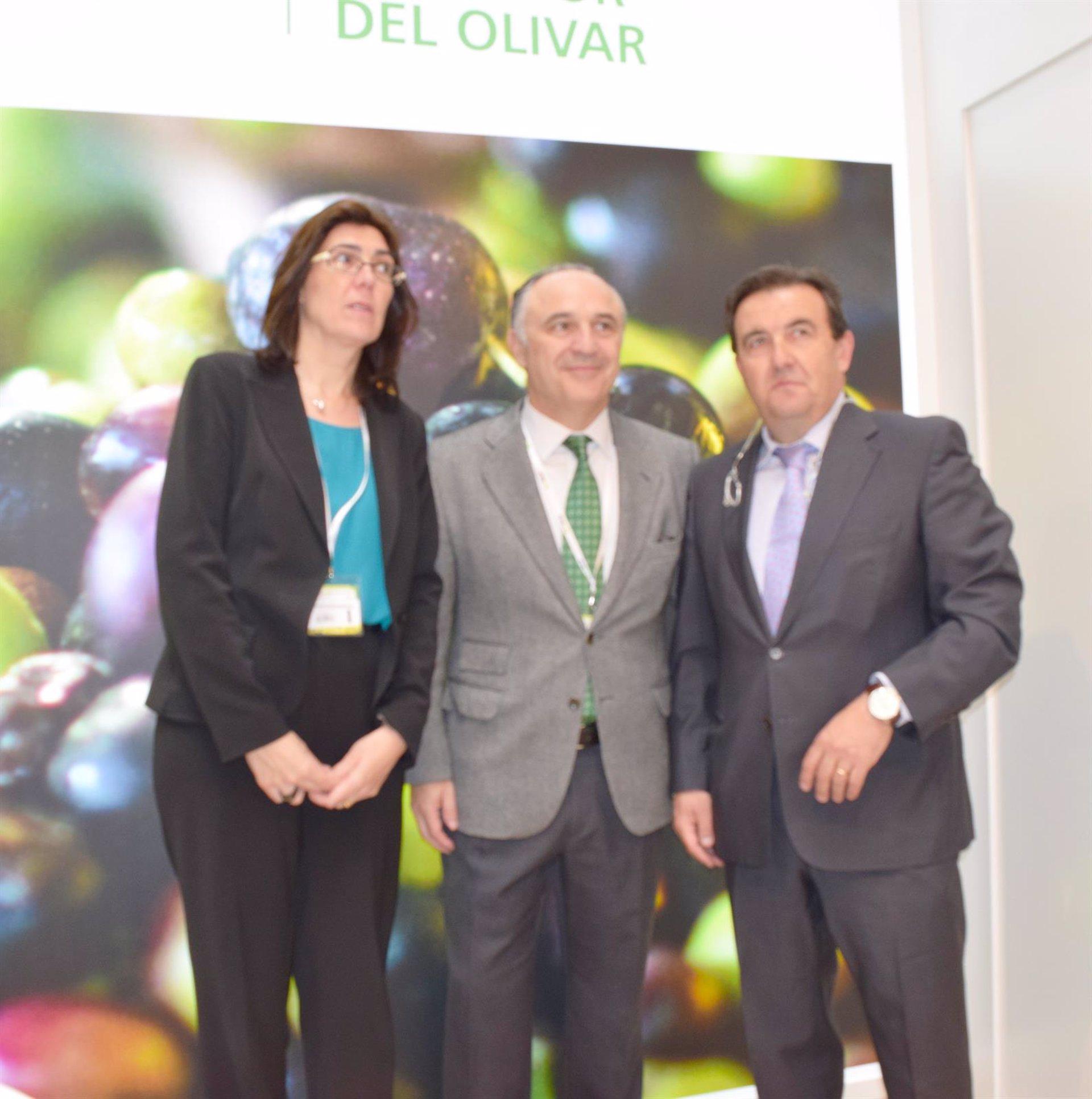 La Interprofesional del Aceite de Orujo de Oliva y CaixaBank se ...