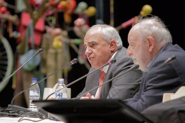 El expresidente de Colombia Ernesto Samper.