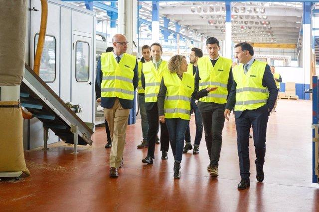Grupo Aluman prevé superar los 70 millones de euros en ingresos en 2017, un 60%