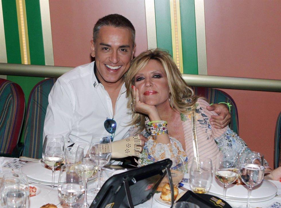 Kiko Hernández y Lydia Lozano/Ignacio Cuenllas