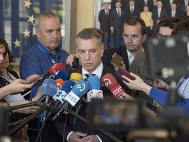 """Urkullu cree que el Gobierno debería estar """"más implicado"""" en el diálogo con Cataluña"""