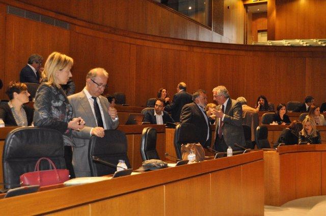 Las Cortes de Aragón aprueban los Presupuestos de la Comunidad de 2017