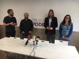 """Pablo Fernández critica la """"técnica del avestruz"""" de Herrera ante la trama eólica y exige su comparecencia"""