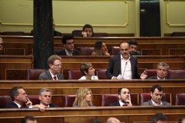 """El PDeCAT ve """"muy verde"""" la moción de censura de Unidos Podemos y aún no fija posición"""
