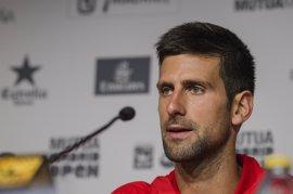 """Djokovic: """"Un examen en cada partido en tierra aumenta mi confianza"""""""