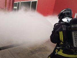 Fallece un hombre en el incendio de una vivienda en Alicante
