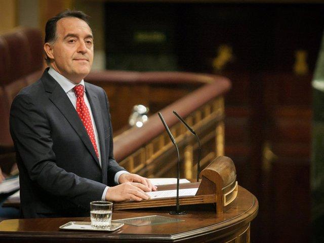 Artemi Rallo, diputado del PSOE