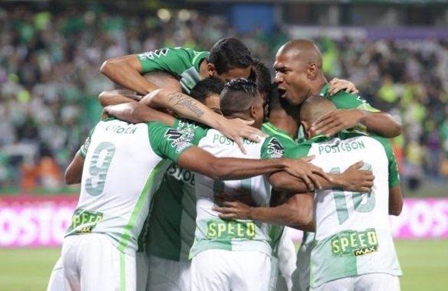 El Atlético Nacional gana al Chapecoense