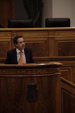 Antonio Martínez pleno