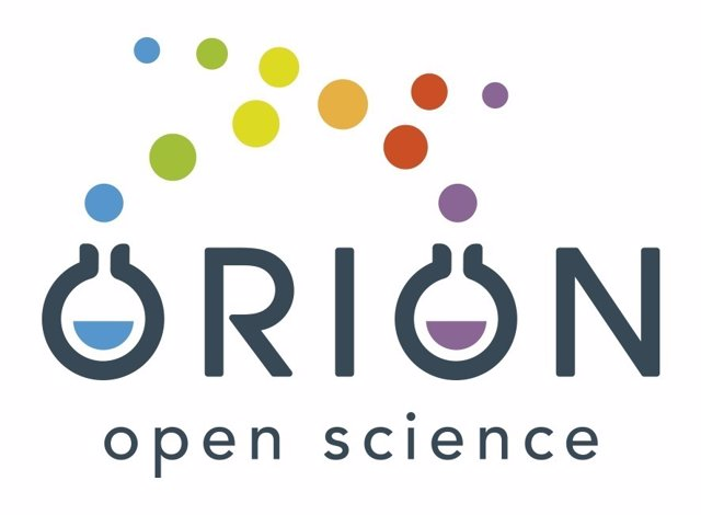 Logo de ORION Open Science, proyecto de la UE
