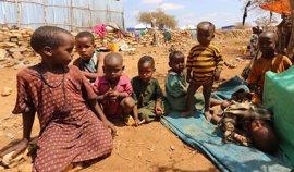 La ONU pide 900 millones de dólares más para hacer frente a la sequía en Somalia