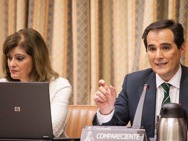 José Antonio Nieto, secretario de Estado de Interior