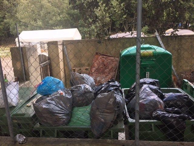 Escorca denuncia la mala gestión de residuos por parte del Ibanat