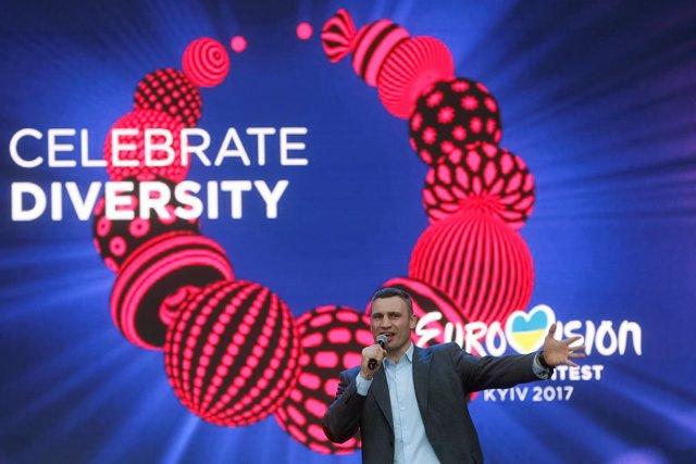 Festival de Eurovisión 2017 en Kiev