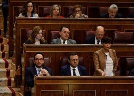 El PSOE lleva a votación al Congreso la próxima semana la reprobación de Catalá y los ceses de Maza y Moix
