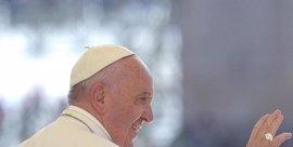 El Papa viaja hoy al Santuario de Fátima y el sábado canonizará a los pastorcillos Francisco y Jacinta