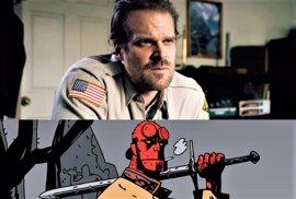 """Así será el nuevo Hellboy: """"Más oscuro y horripilante"""""""