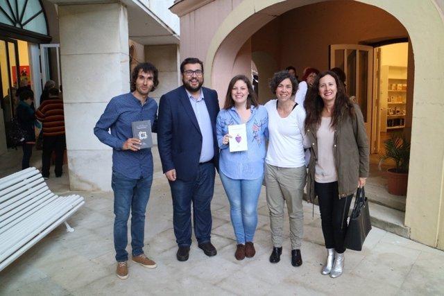 Jaime Armario en la Feria del Libro de Cádiz