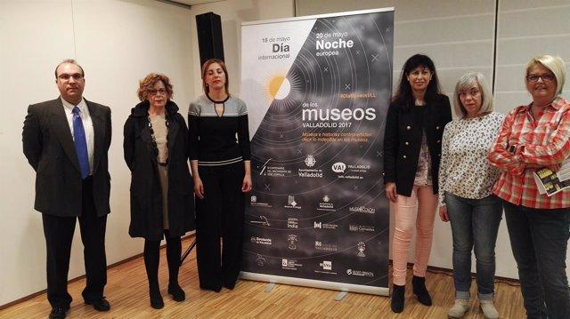 Valladolid: Redondo con responsables de museo y salas de exposición