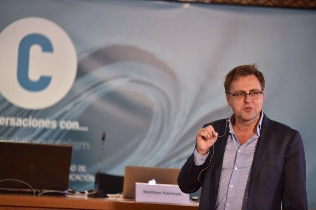 Matthew Kaminski, editor jefe de POLITICO