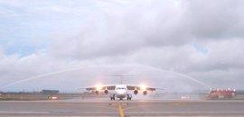 El Aeropuerto de Reus estrena conexión con Londres-Southend de la mano de Stobart Air