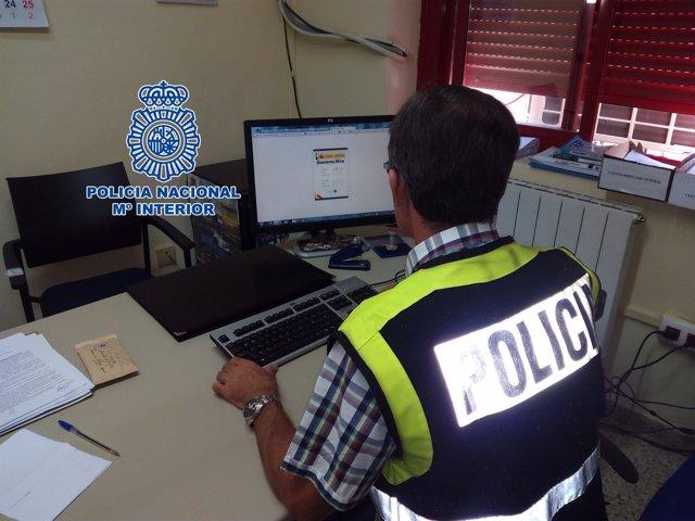 Operación policial contra el fraude a la Seguridad Social en Jaén